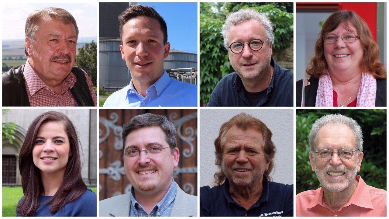 Diese acht Direktkandidaten kämpfen im Wahlkreis Wolfsburg-Helmstedt um den Einzug in den Bundestag.