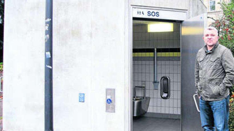 toiletten am bahnhof gl nzen wieder salzgitter salzgitter zeitung. Black Bedroom Furniture Sets. Home Design Ideas